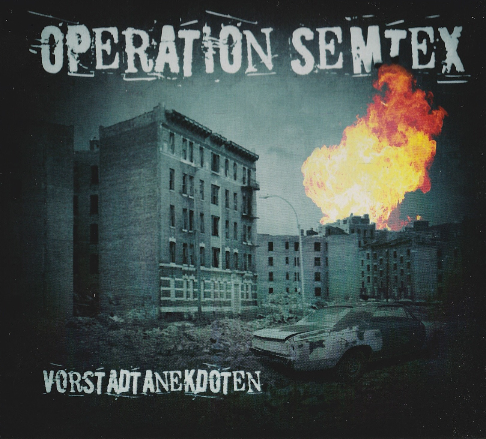 Operation Semtex — Vorstadt Anekdoten (2011)