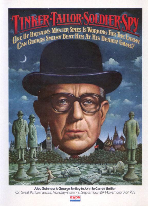 Сериал «Жестянщик, портной, солдат, шпион»  (1979)