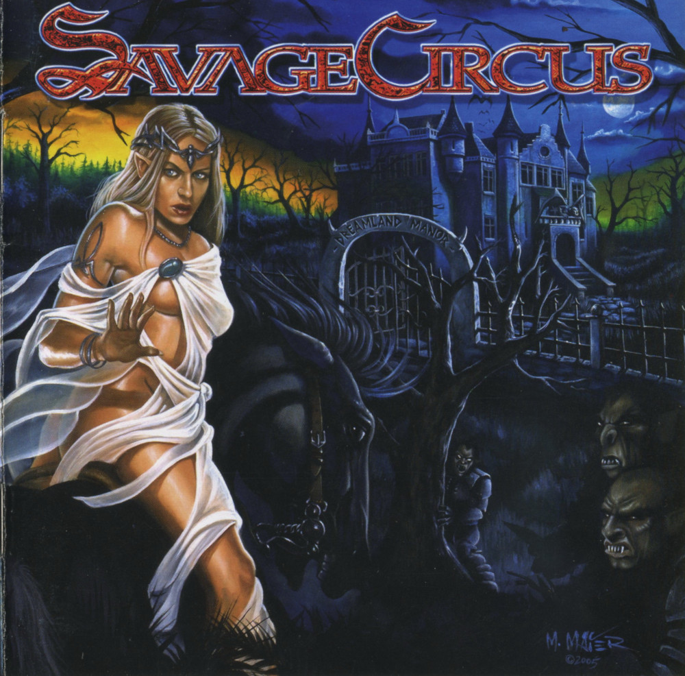 Savage Circus — Dreamland Manor (2005)