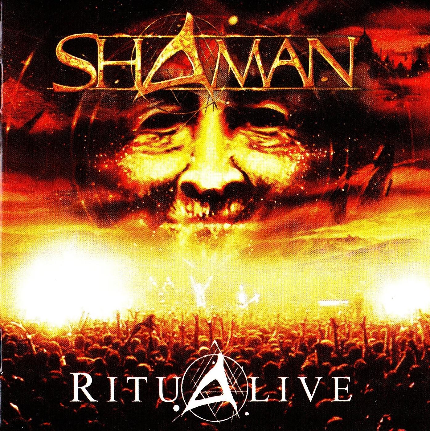 Shaman — RituAlive (2003)