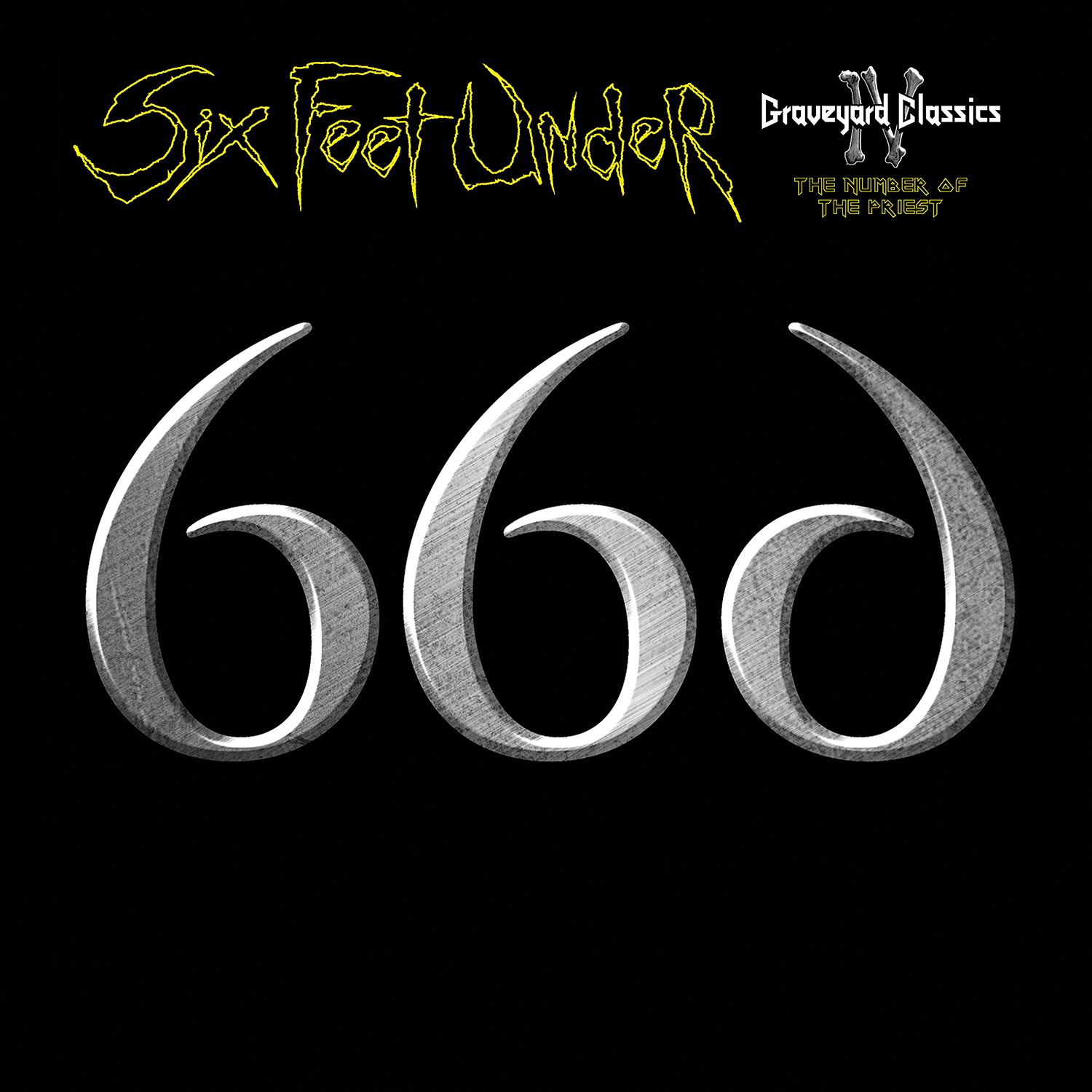 Six Feet Under — Graveyard Classics IV: The Number of the Priest (2016)