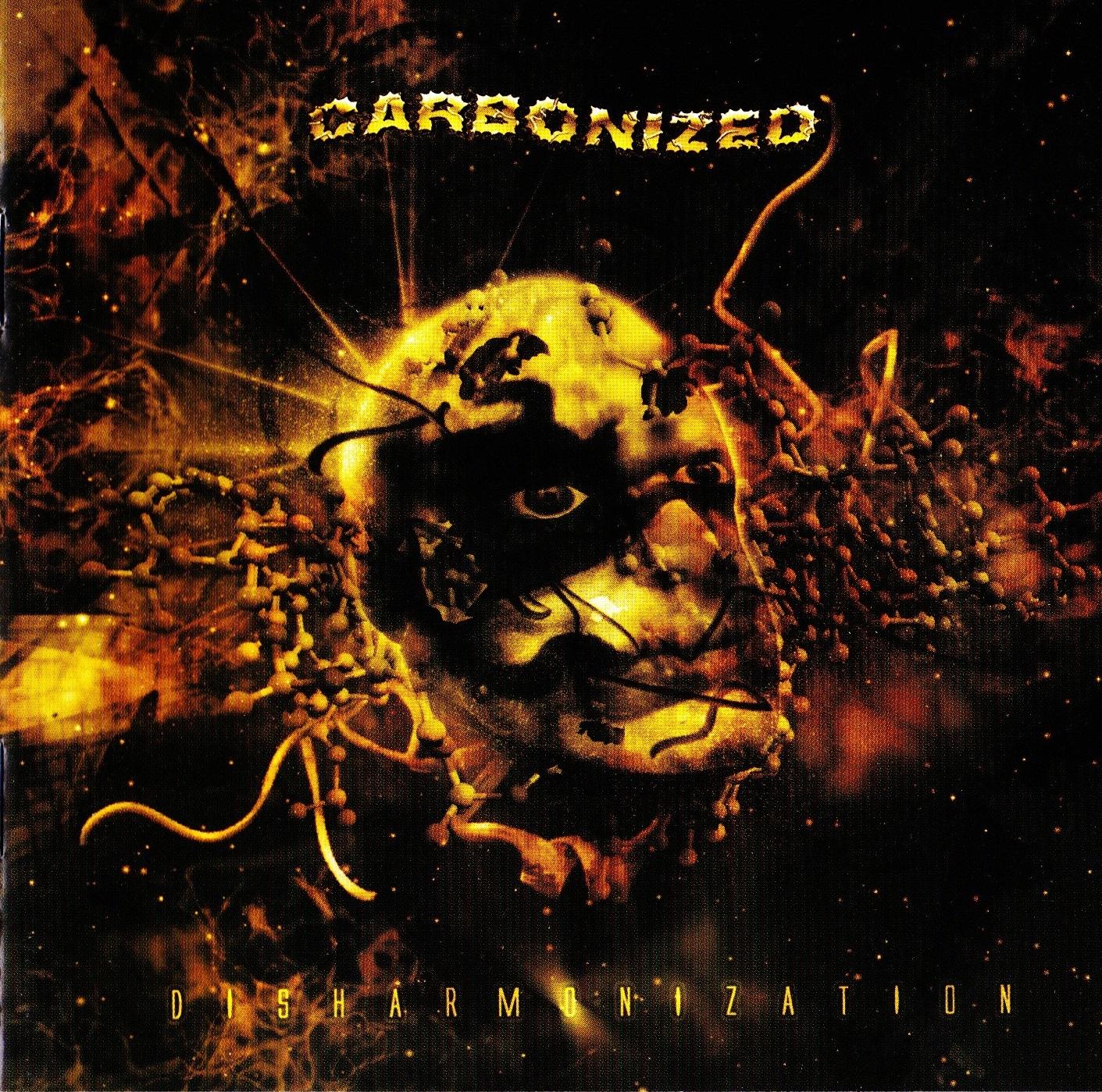 Carbonized — Disharmonization (1993)