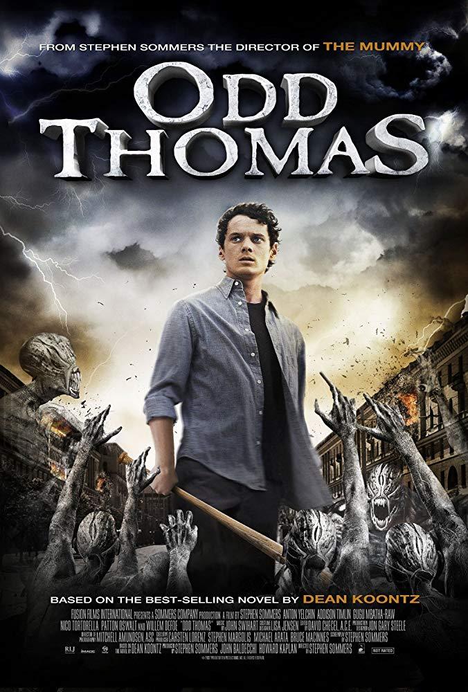 Фильм «Странный Томас» (2013)