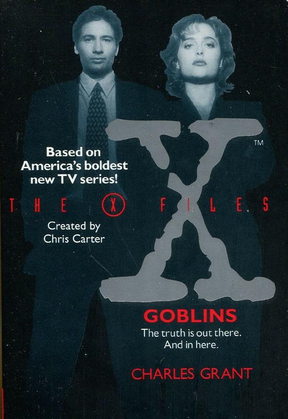 Чарльз Грант — Секретные материалы. Гоблины (1994)