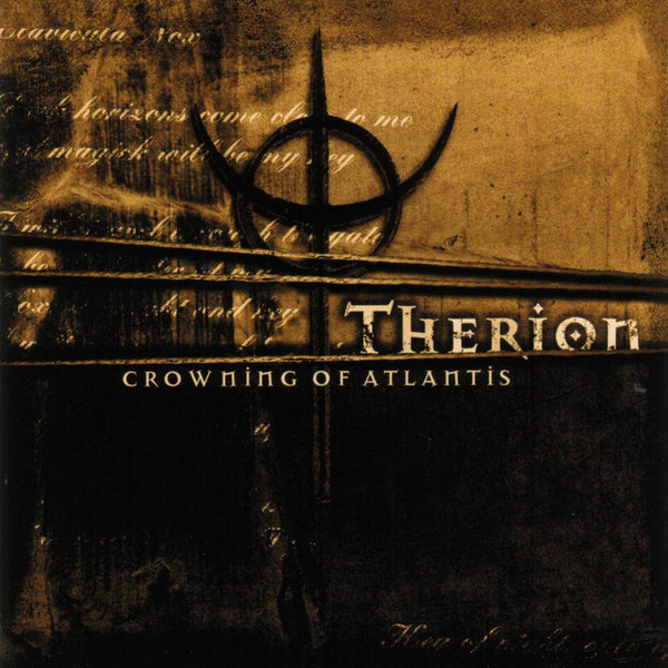 Therion — Crowning Of Atlantis (1999)