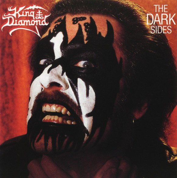 King Diamond — The Dark Sides EP (1988)