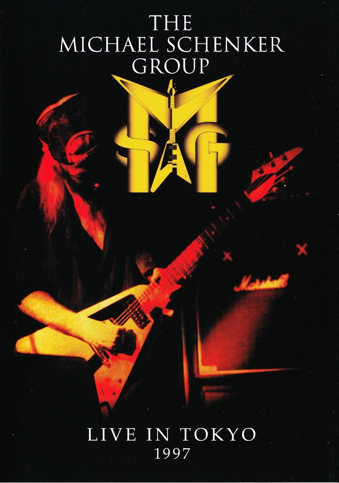 The Michael Schenker Group — Live in Tokyo 1997 DVD (2005)