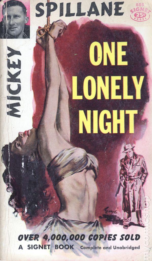 Микки Спиллейн — Ночь одиночества (1951)