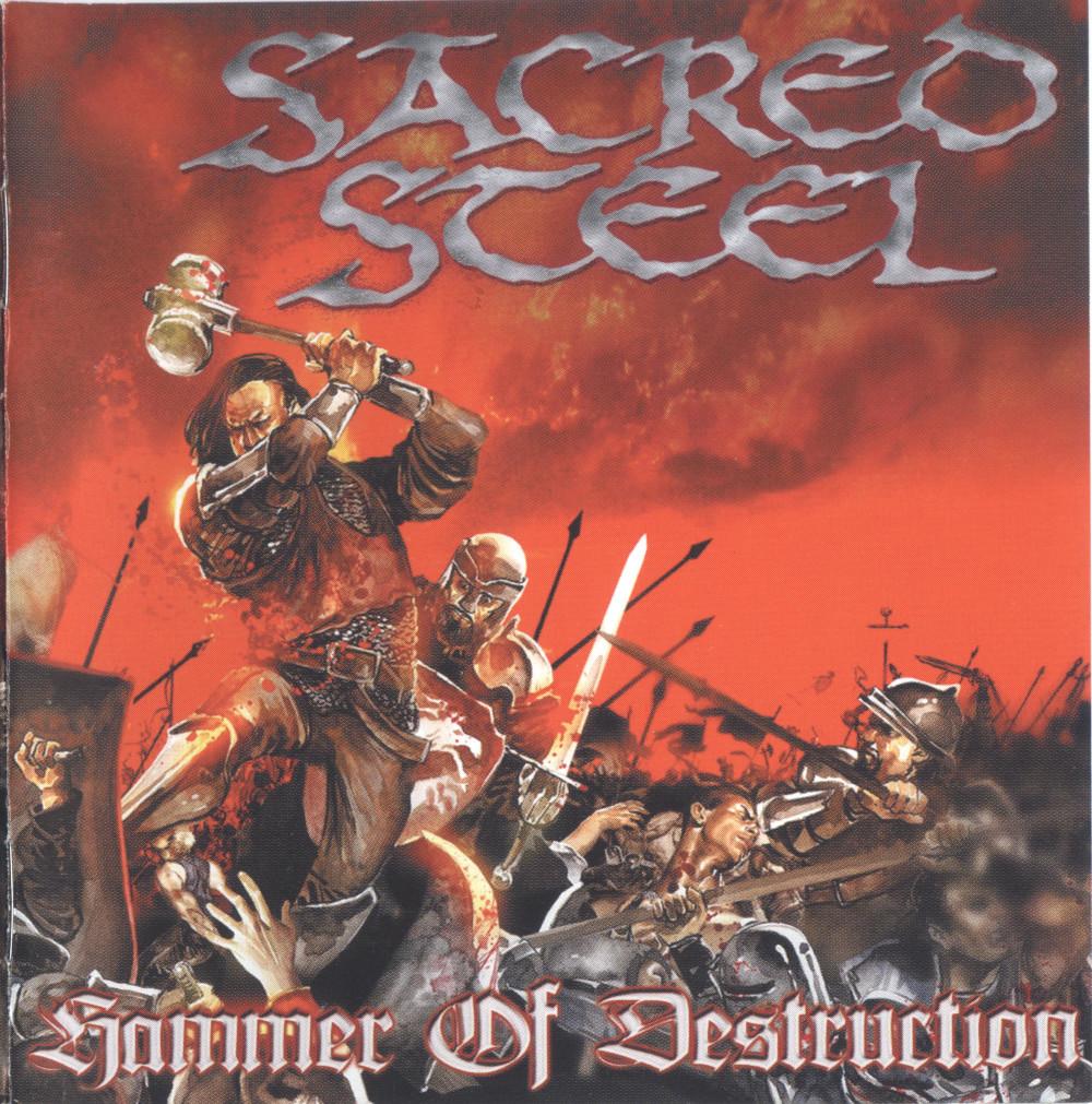 Sacred Steel — Hammer Of Destruction (2006)