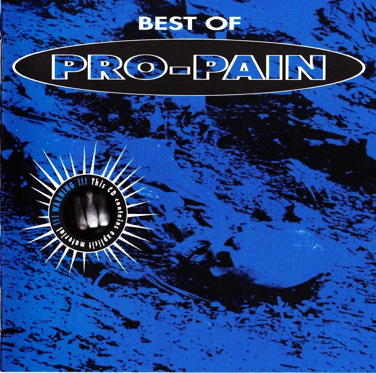 Pro-Pain — Best of Pro-Pain (1998)