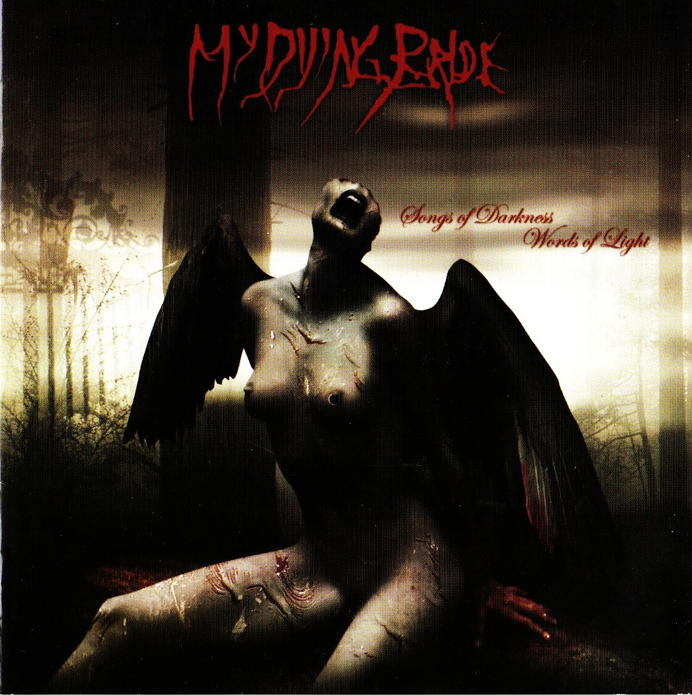 My Dying Bride — Songs Of Darkness, Words Of Light (2004)