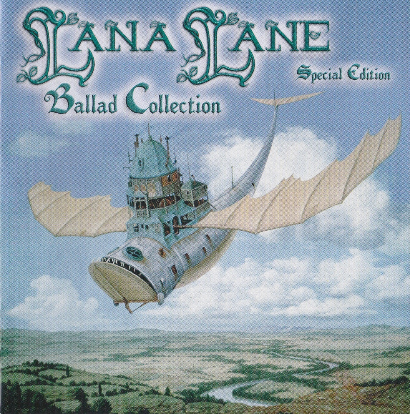 Lana Lane — Ballad Collection II (2000)