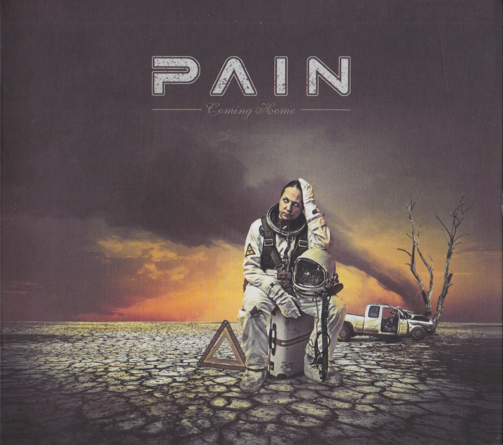Pain — Coming Home (2016)