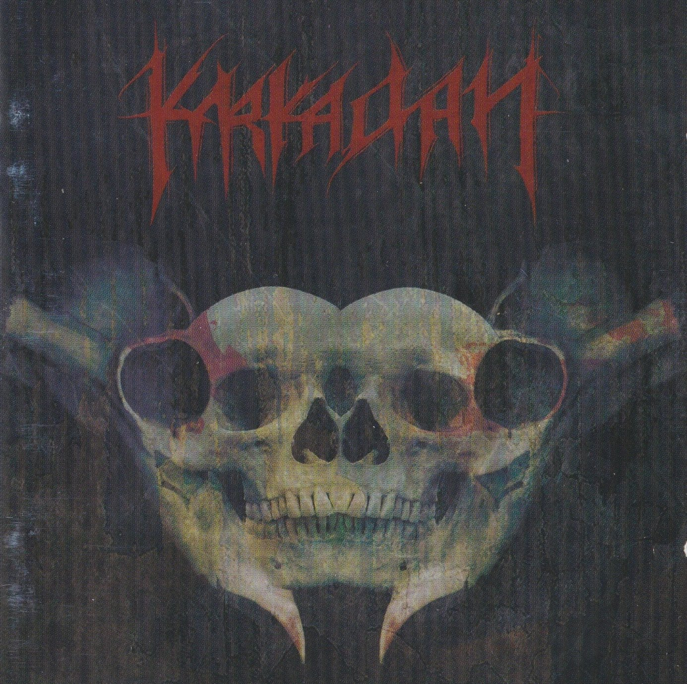 Karkadan — Eternal Black Reflections (1999)