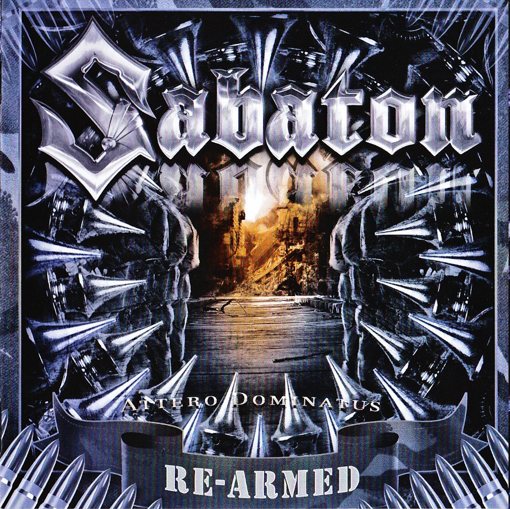 Sabaton — Attero Dominatus (2006)