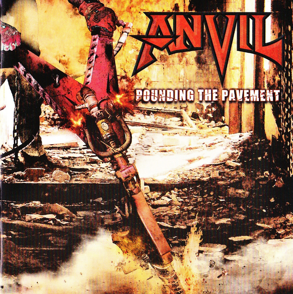 Anvil — Pounding the Pavement (2018)