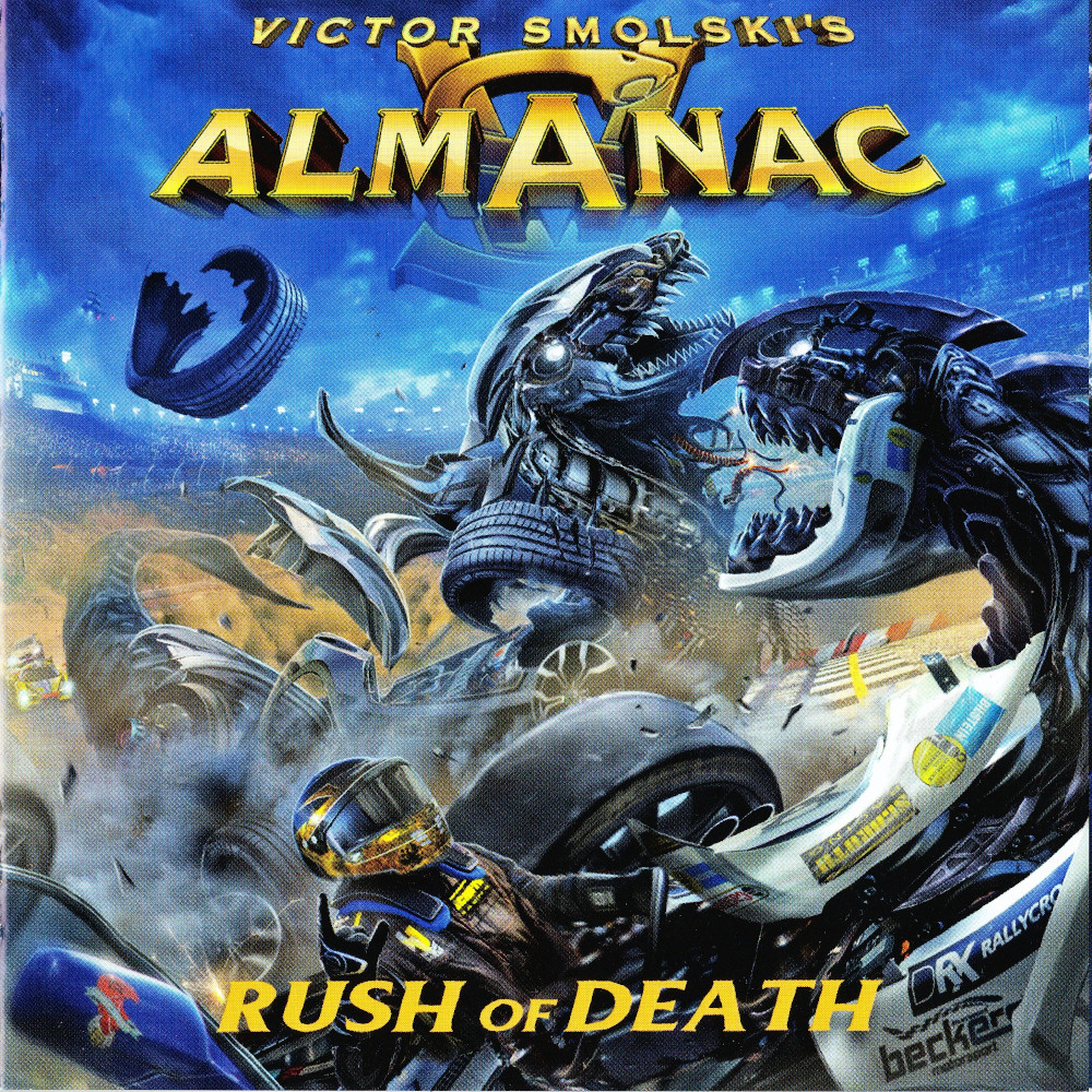 Almanac — Rush of Death (2020)