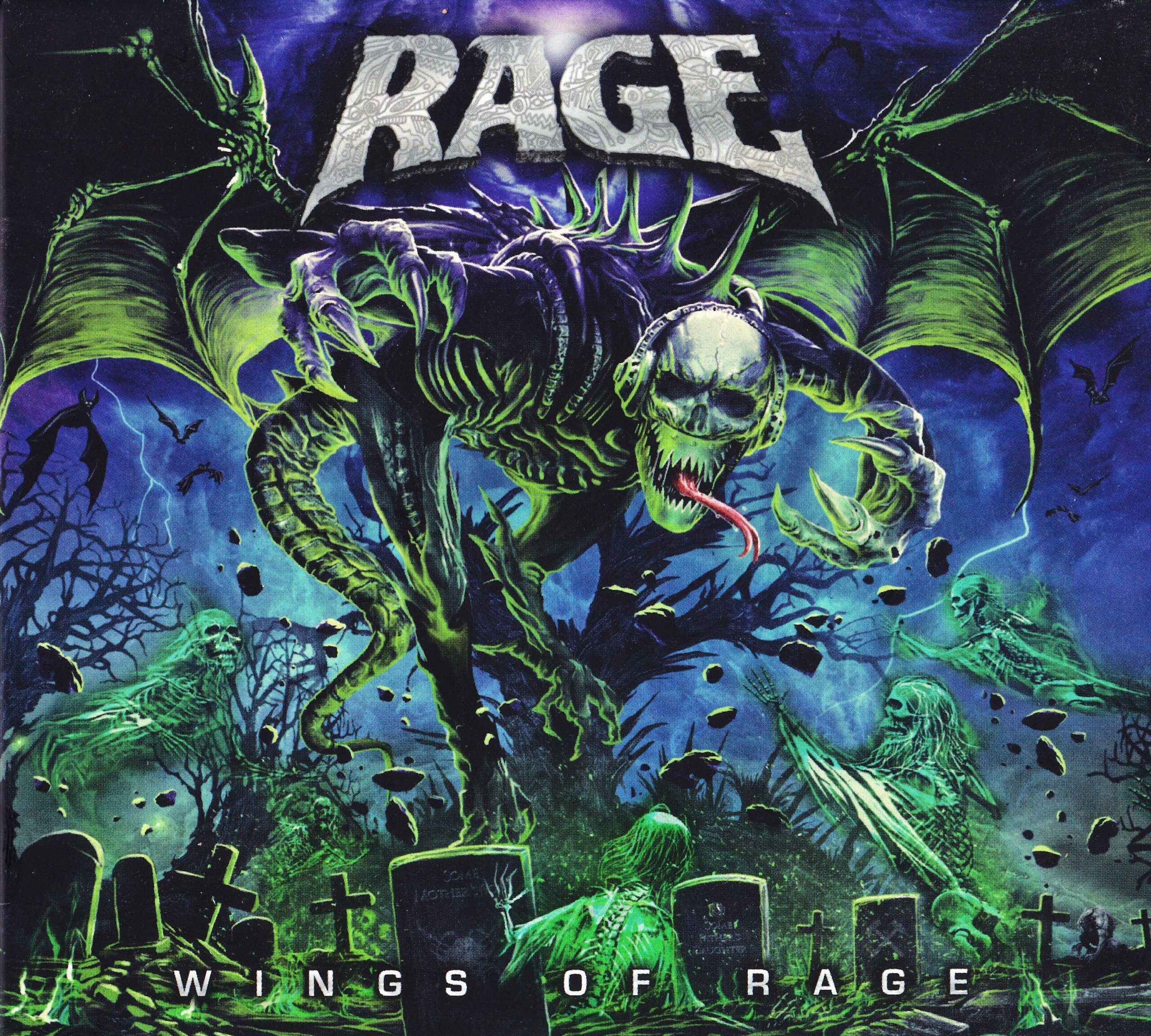 Rage — Wings of Rage (2020)