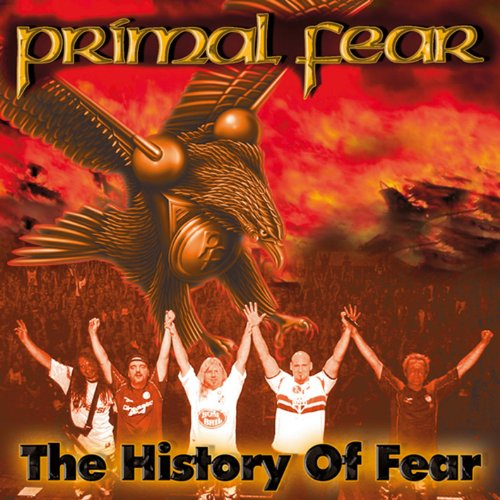 Primal Fear — The History Of Fear DVD (2003)