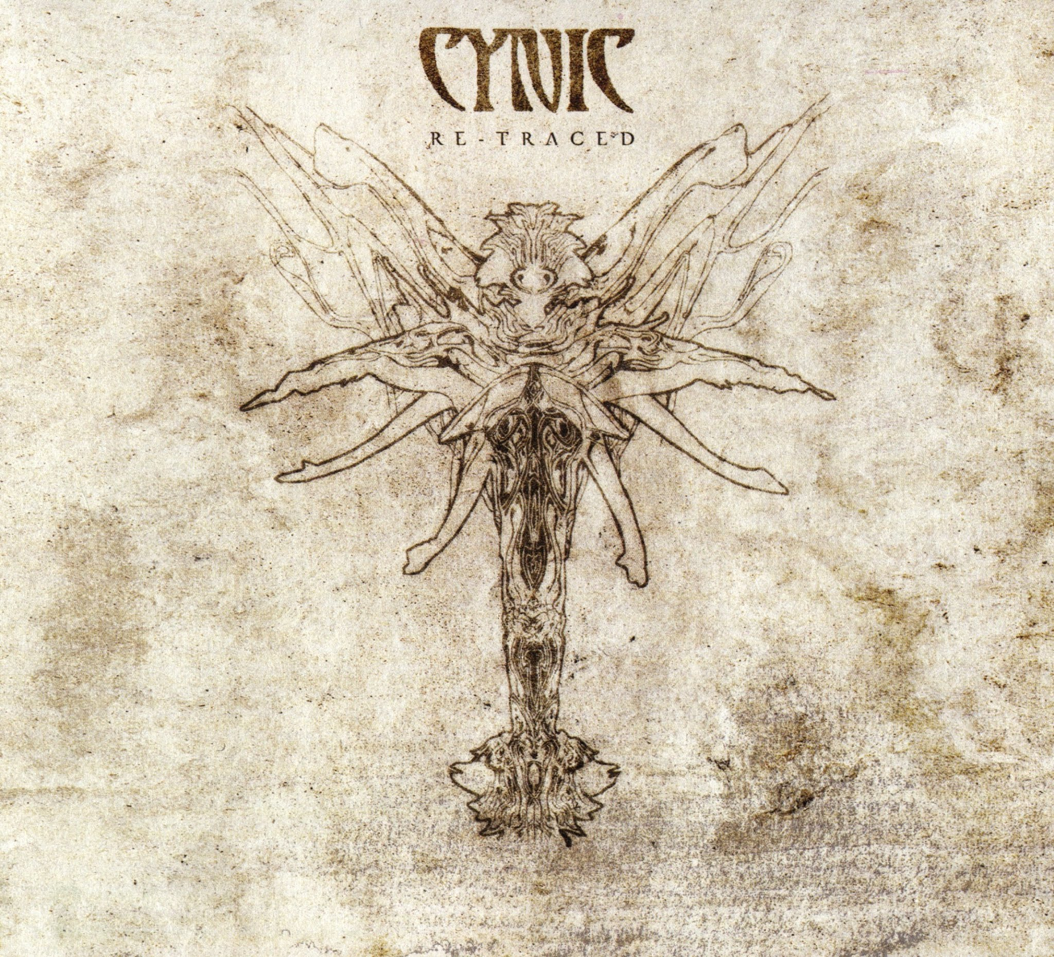 Cynic — Re-Traced EP (2010)