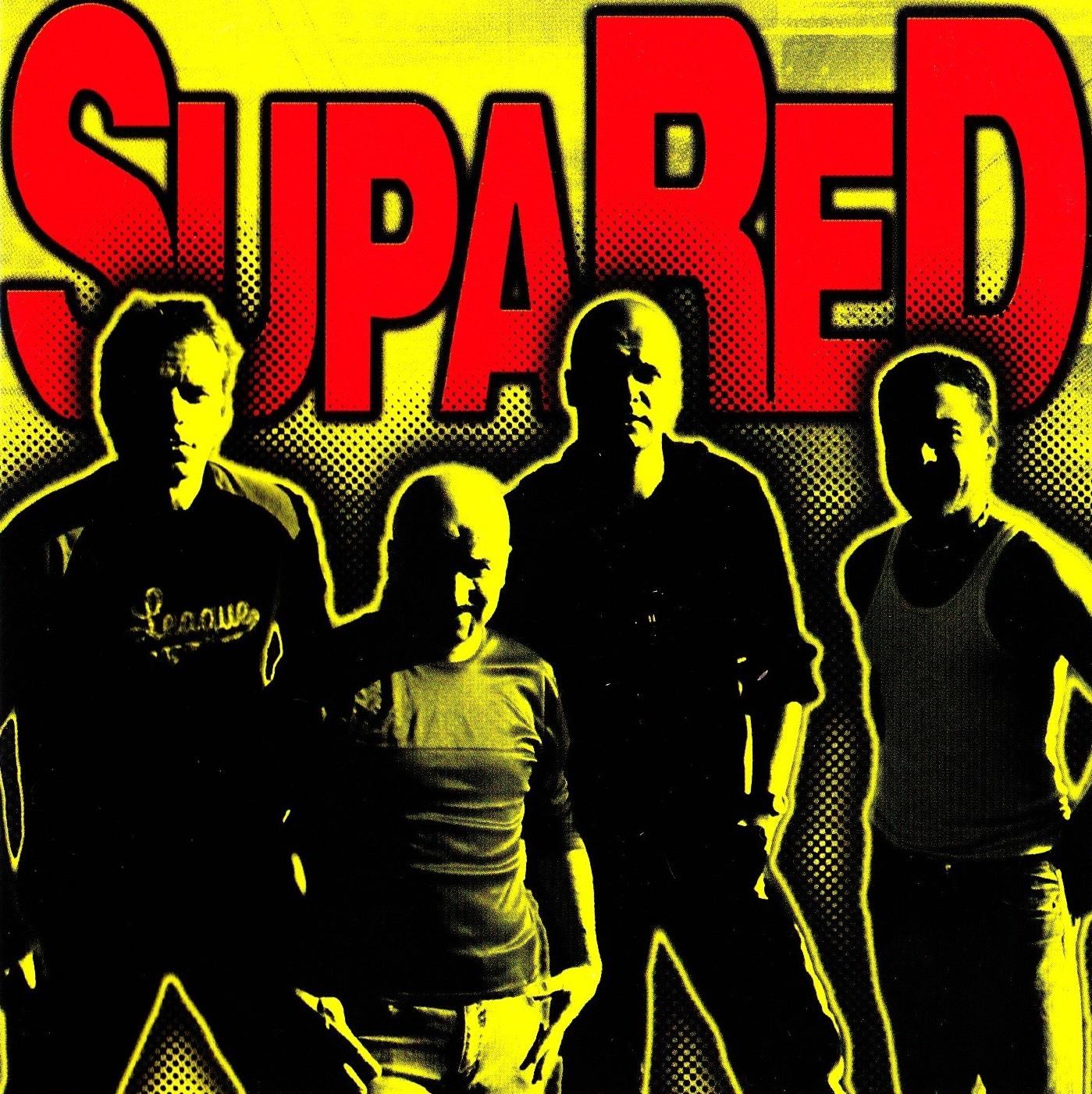 SupaRed — SupaRed (2003)