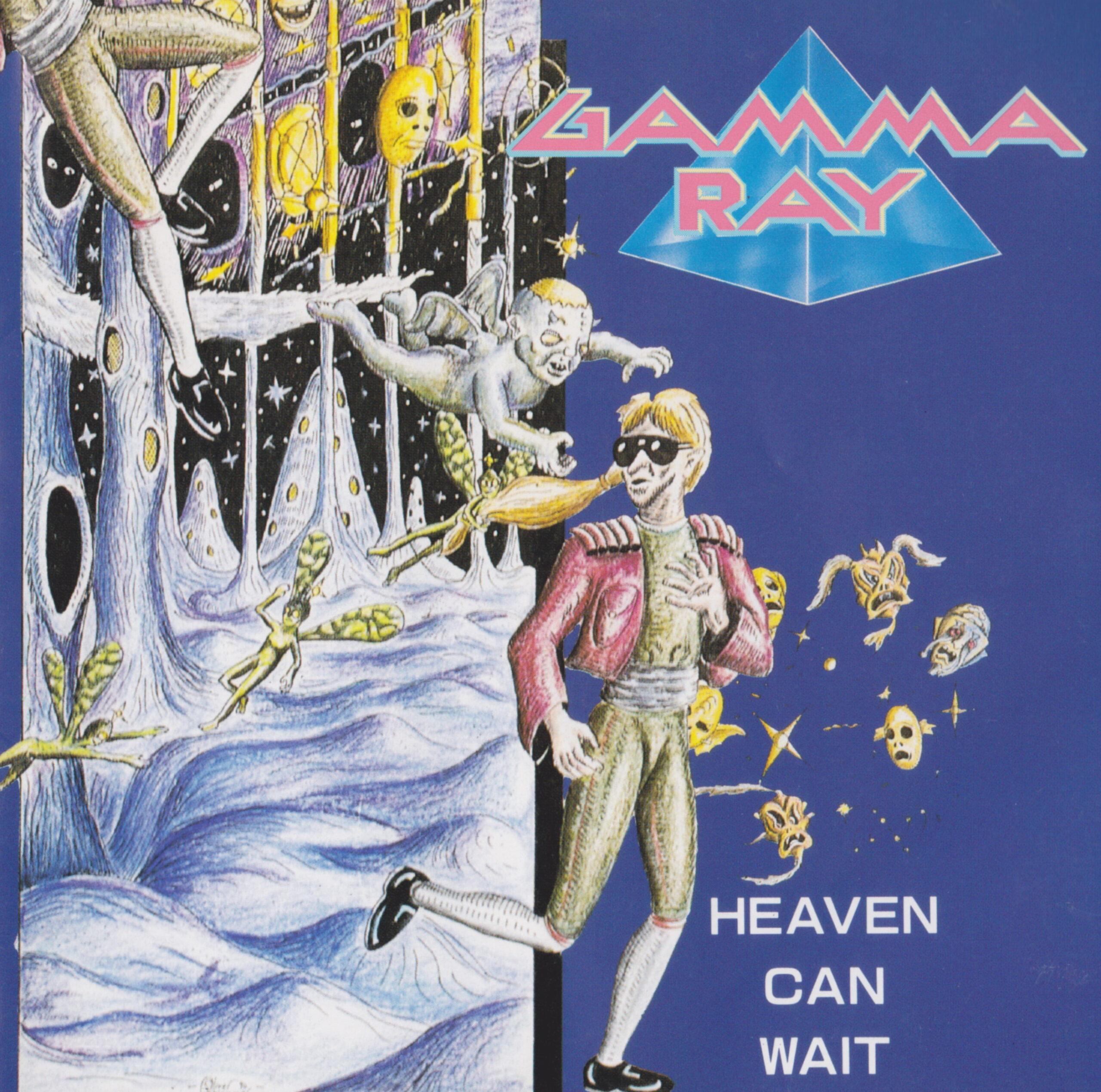 Gamma Ray — Мини-альбомы 1990 года