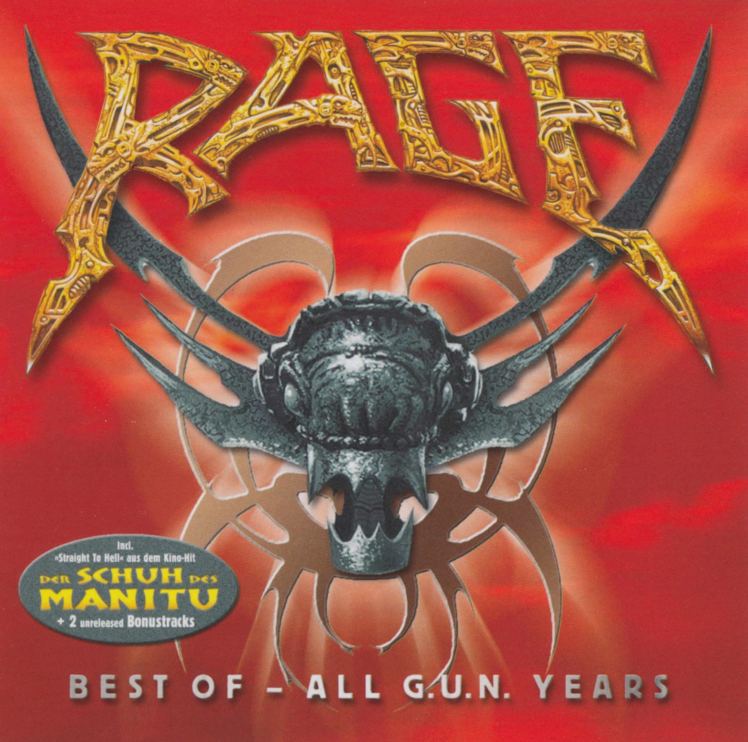 Rage — Best Of All G.U.N. Years (2001)
