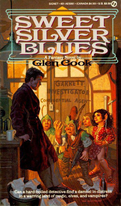Глен Кук — Сладкозвучный серебряный блюз (1987)