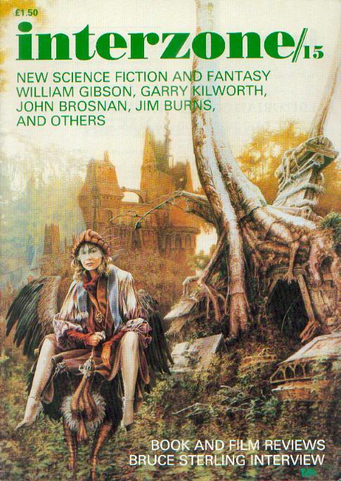 Уильям Гибсон — Зимний рынок (1985)