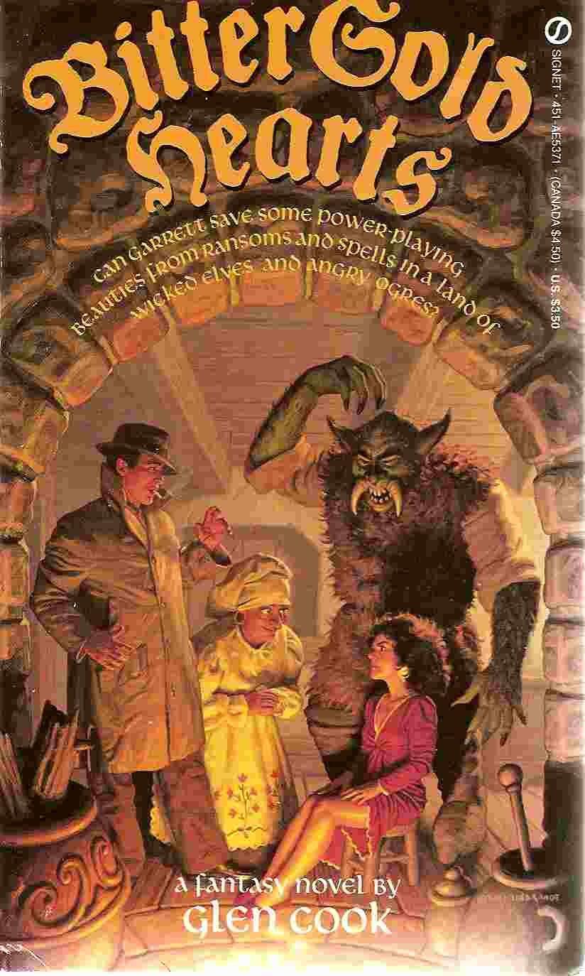 Глен Кук — Золотые сердца с червоточинкой (1988)