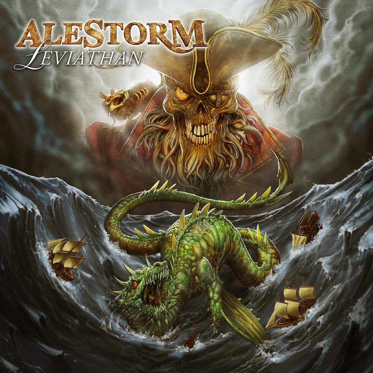 Alestorm — Leviathan EP (2008)