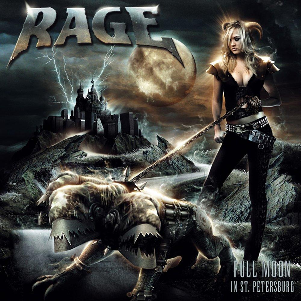 Rage — Full Moon in St. Petersburg (2007)