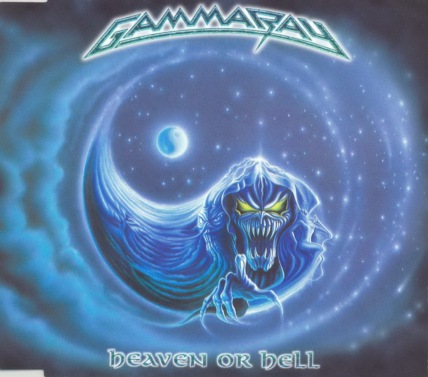 Gamma Ray — Heaven Or Hell CDS (2001)