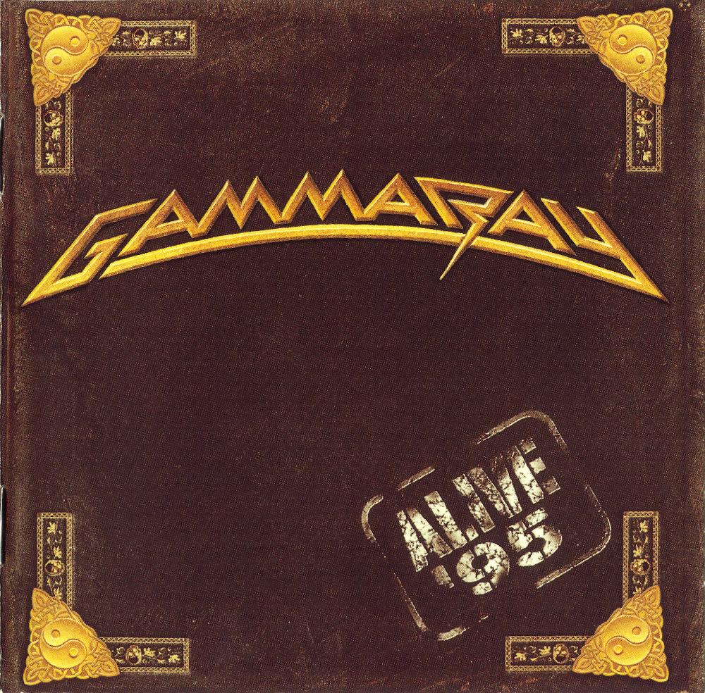 Gamma Ray — Alive '95 (1996)