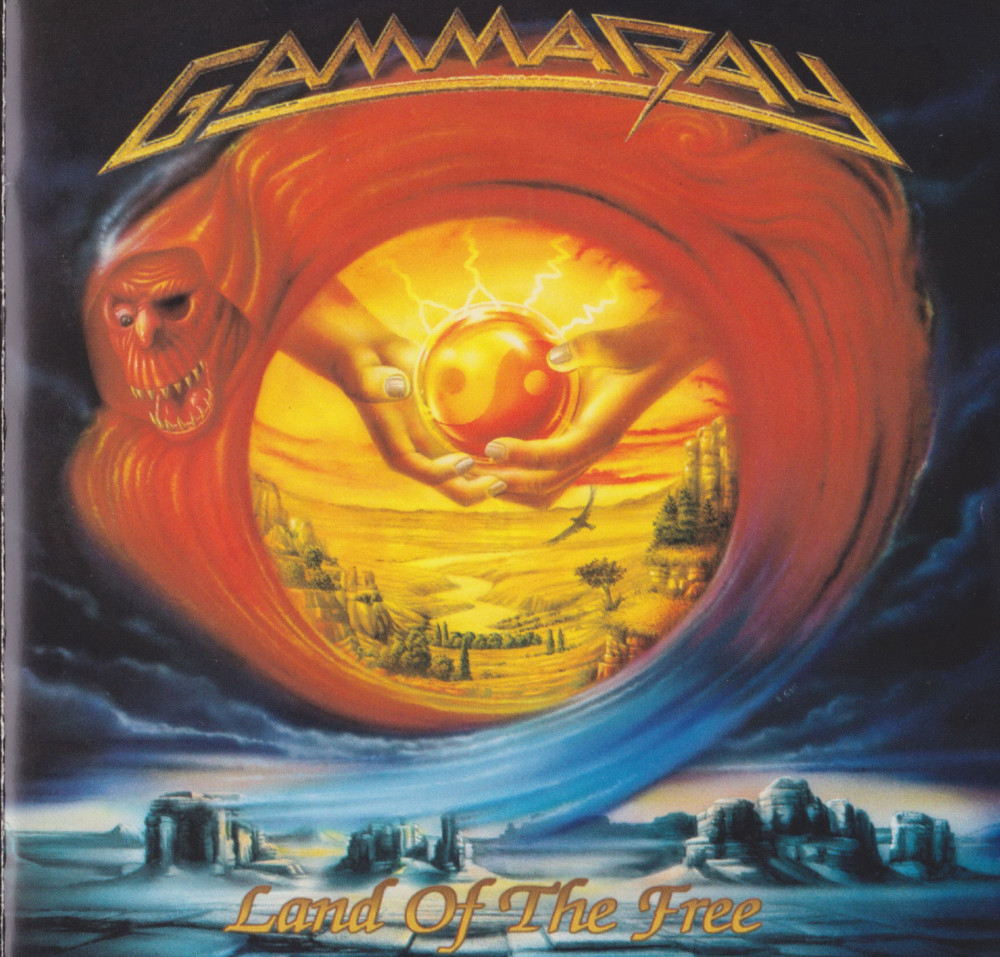 Gamma Ray — Land Of The Free (1995)