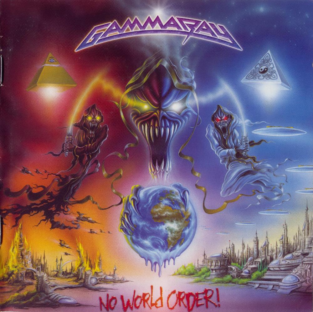 Gamma Ray — No World Order! (2001)