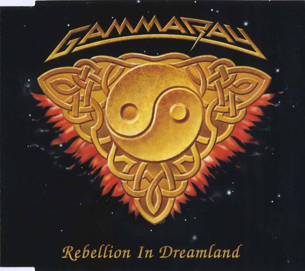 Gamma Ray — Rebellion In Dreamland EP (1995)