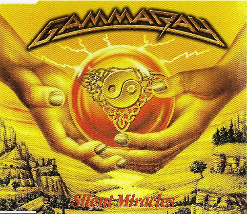 Gamma Ray — Silent Miracles EP (1996)