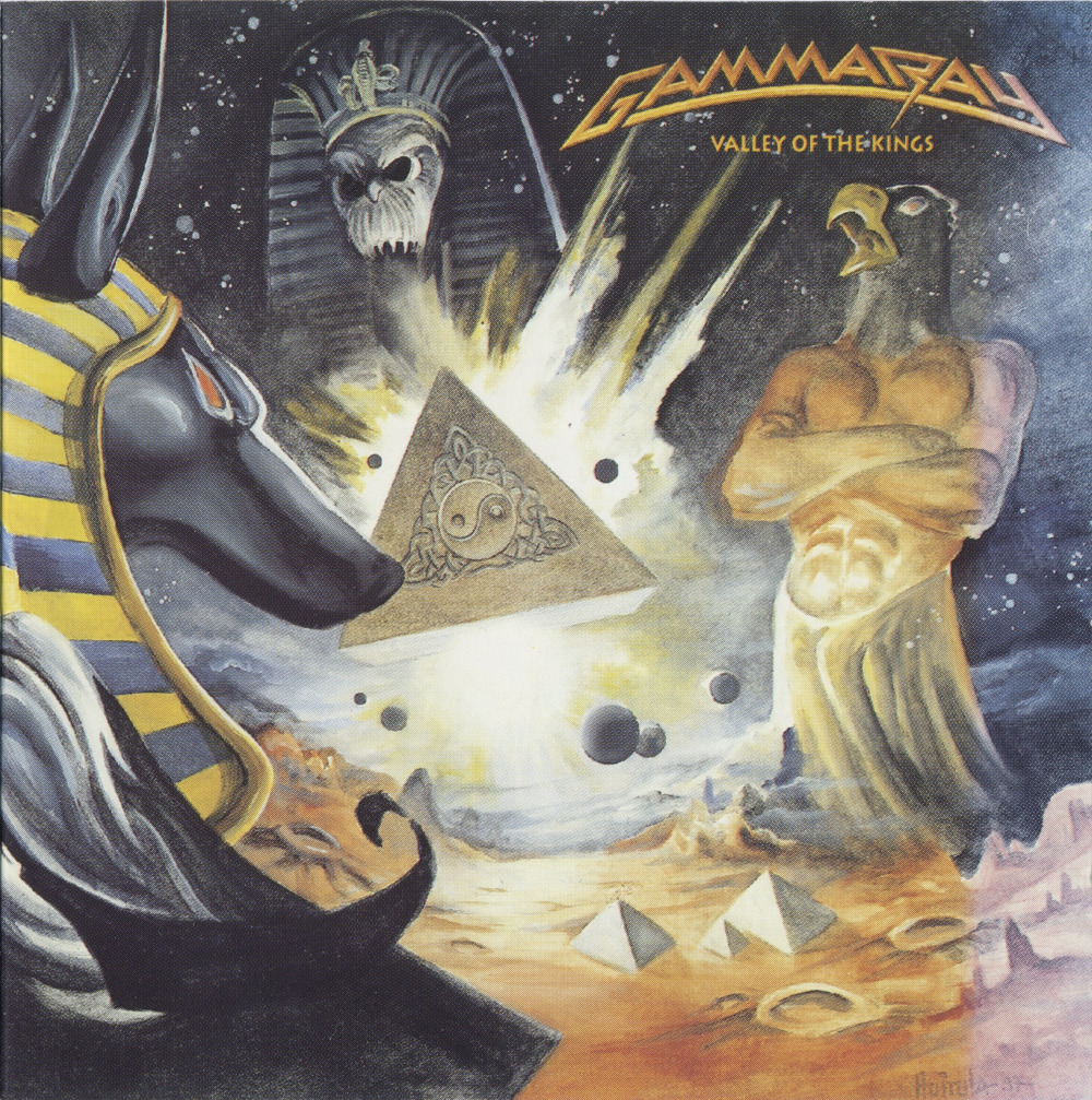 Gamma Ray — Valley Of The Kings EP (1997)