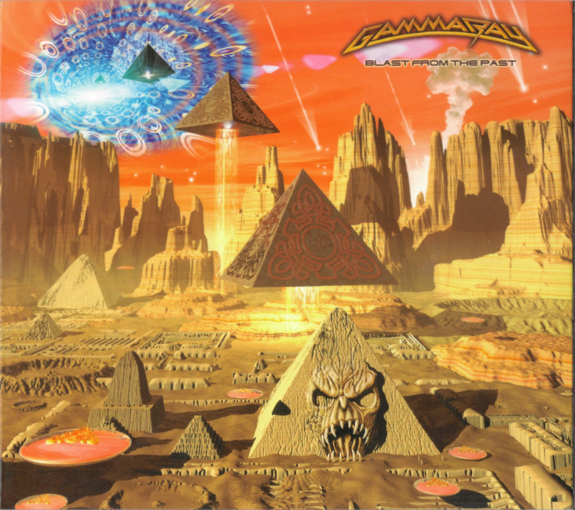 Gamma Ray — Blast From The Past (2000)