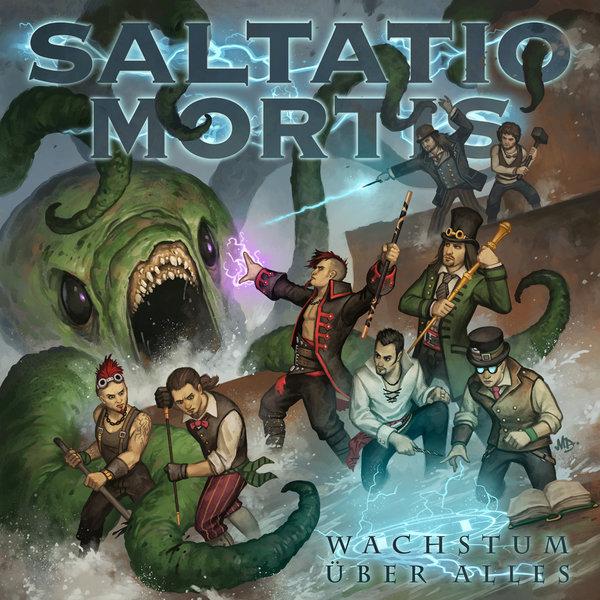 Saltatio Mortis — Wachstum Uber Alles EP (2013)