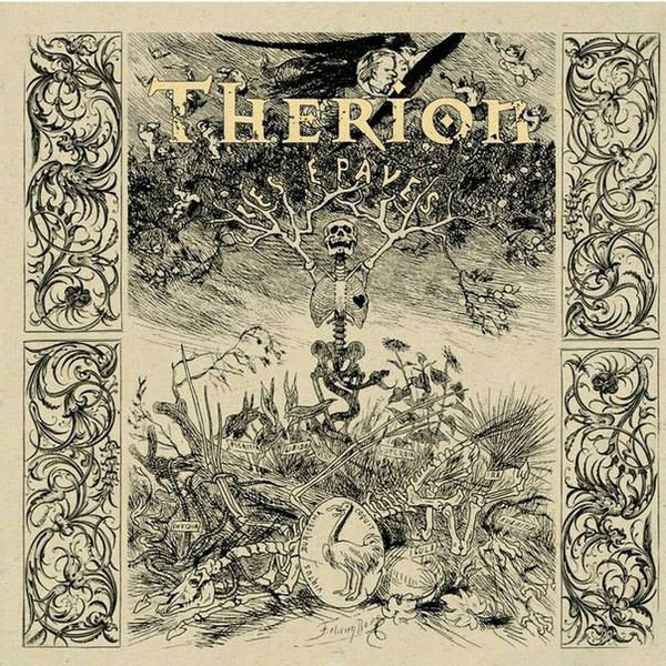 Therion — Les Épaves EP (2016)