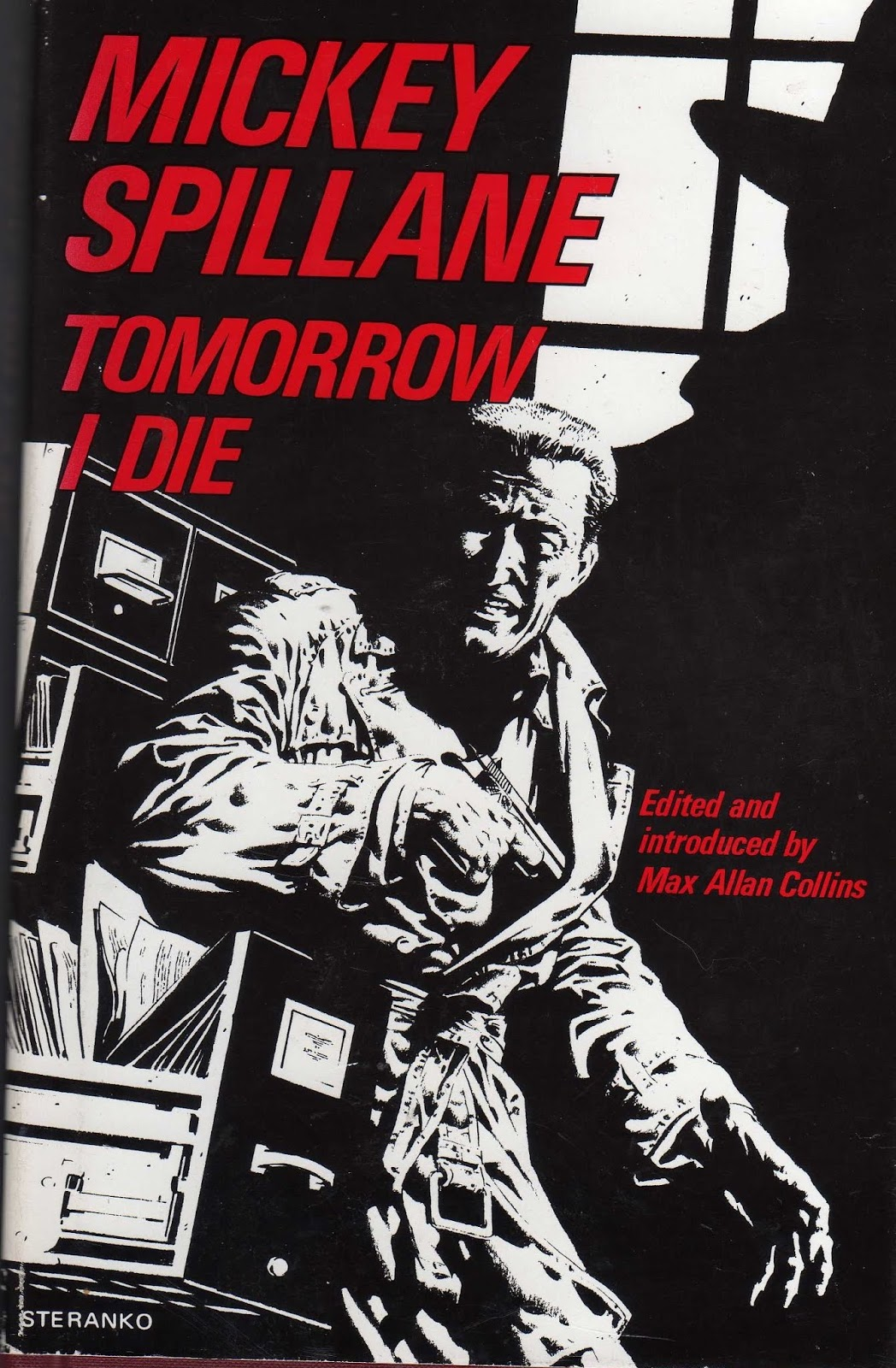 Микки Спиллейн — Я умру завтра (сборник рассказов) (1984)