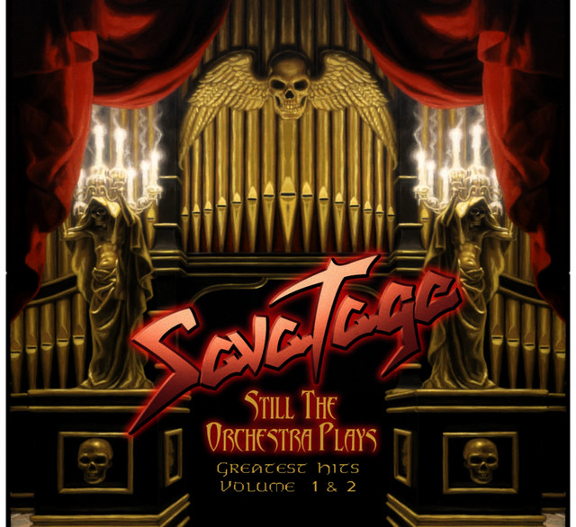 Savatage — Still The Orchestra Plays — Greatest Hits Volume 1 & 2 (2010)