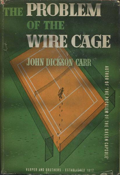 Джон Диксон Карр — Клетка для простака (1939)