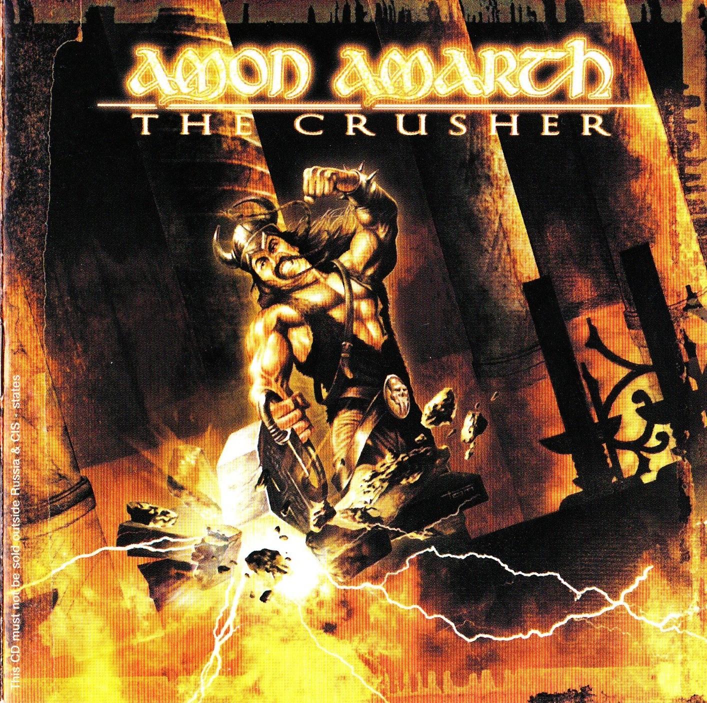 Amon Amarth — The Crusher (2001)