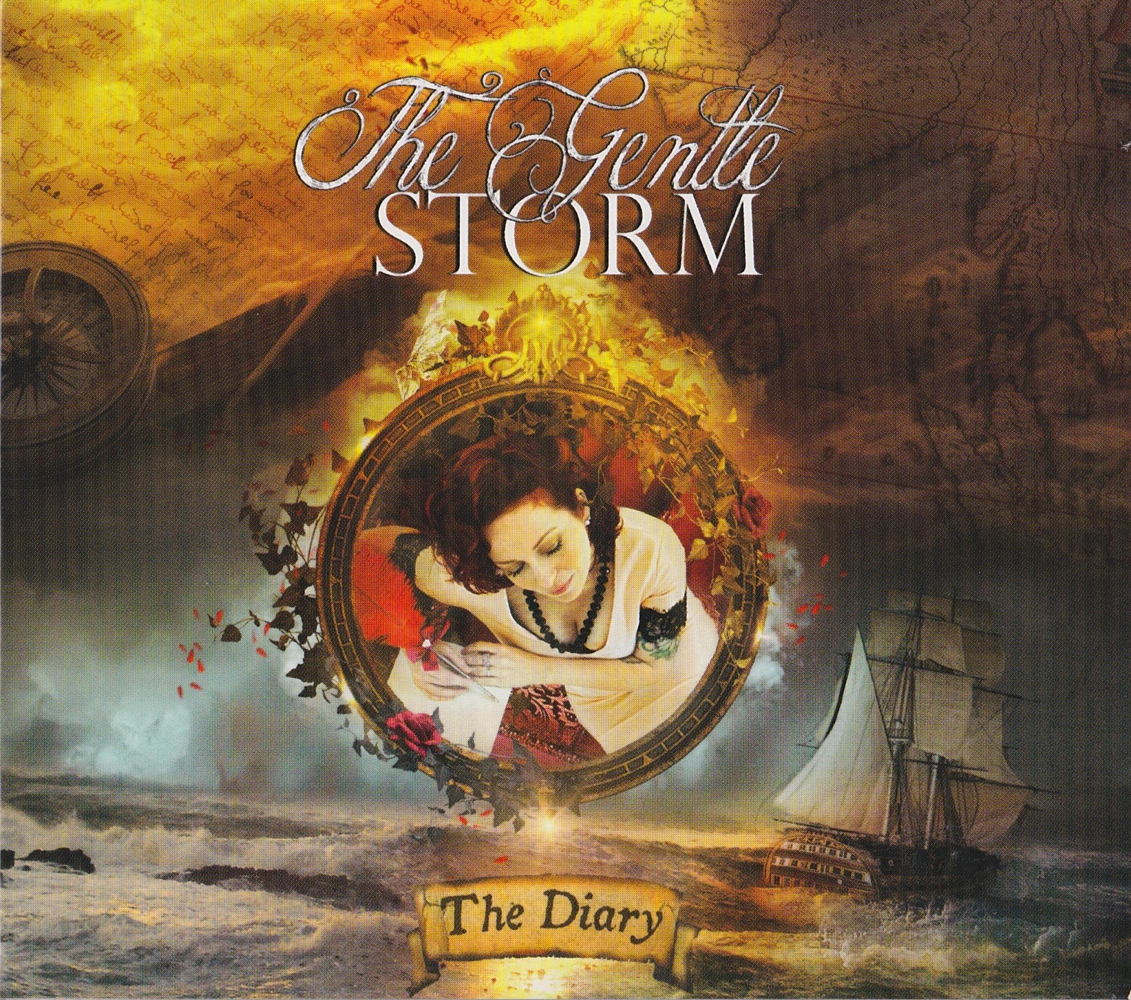 The Gentle Storm — The Diary (2015)