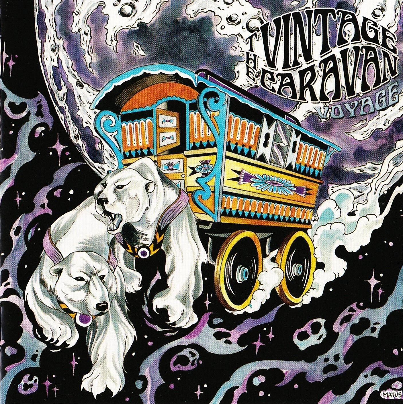 The Vintage Caravan — Voyage (2012)