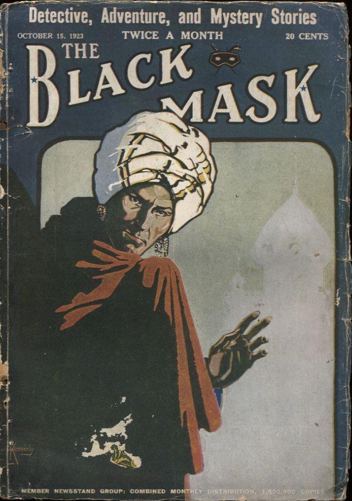 Дэшил Хэммет — Несуразное дело (1923)