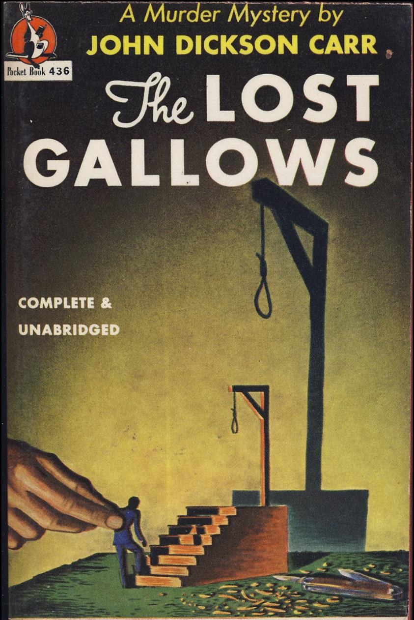 Джон Диксон Карр — Тень убийства (1931)